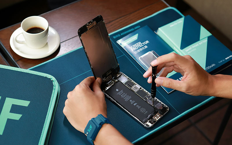 闪电修手机维修