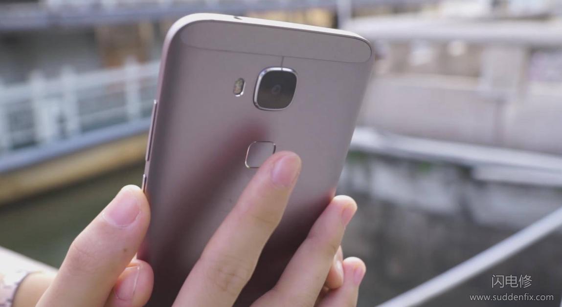 手机指纹识别技术
