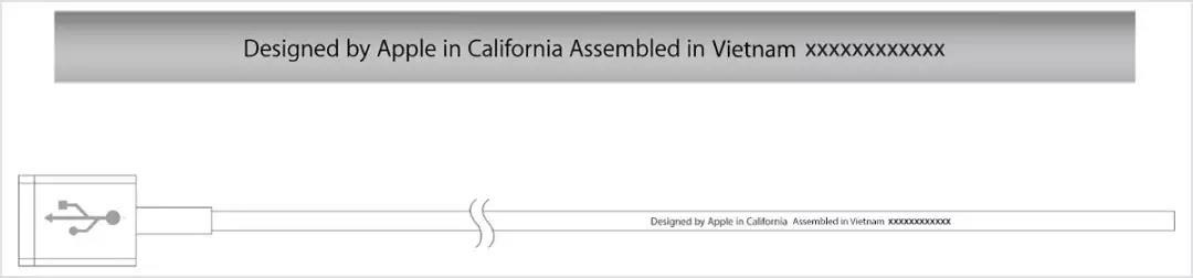 闪电修教你如何分辨苹果山寨数据线