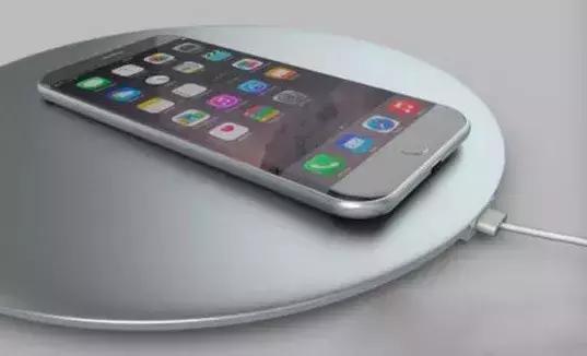 苹果8无限充电