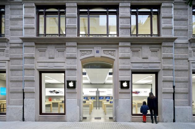 继意大利之后,苹果关闭西班牙所有直营门店
