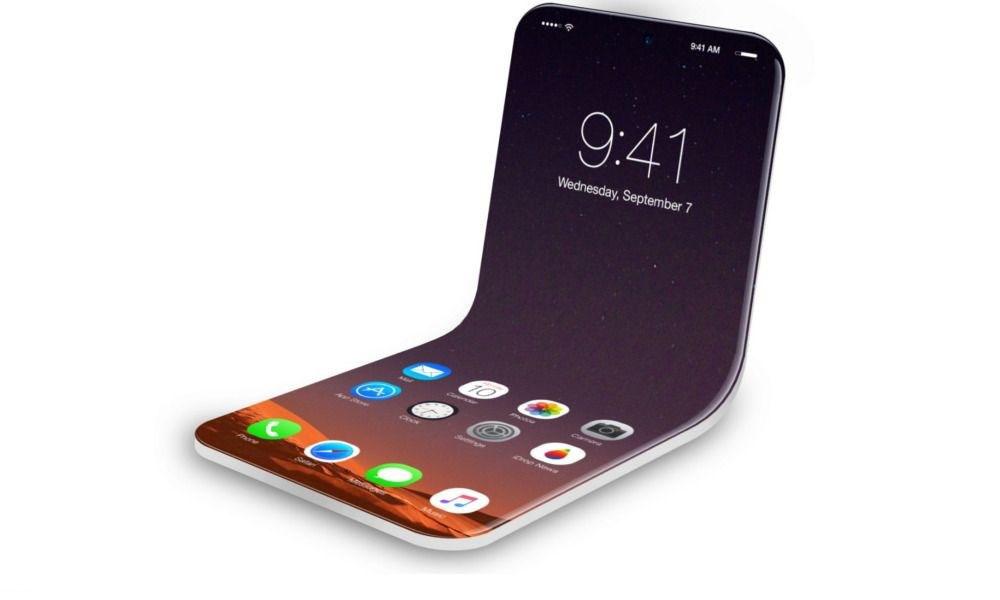 苹果手机弯屏