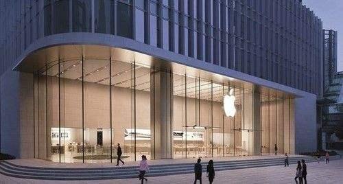 中国本轮疫情流行高峰过去 苹果所有零售店恢复营业
