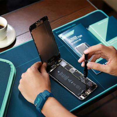 闪电修专业苹果手机维修服务凭条