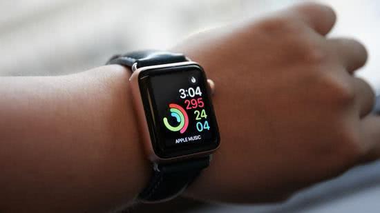 苹果新专利:Apple Watch或将配置Touch ID传感器