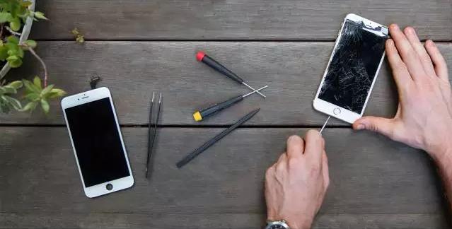 苹果手机换屏幕