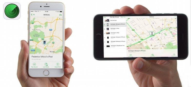 苹果查找手机功能