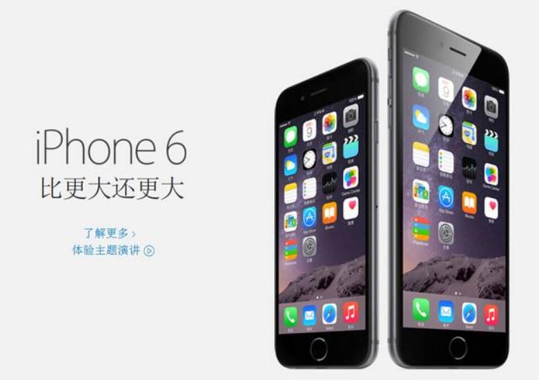 iPhone6屏幕