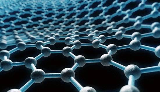 石墨烯分子图