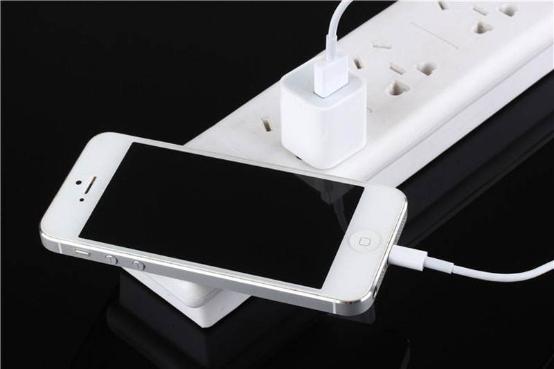 苹果手机充电