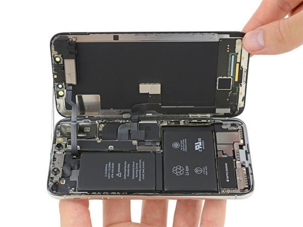 手机电池不耐用,苹果电池更换,iPhone X Plus电池加大