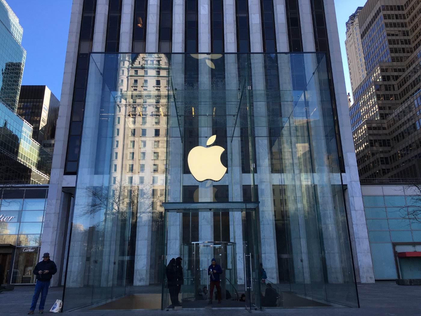 苹果零售店即将面临iPhone换机和部件短缺压力