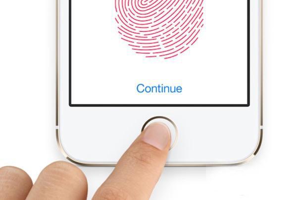 苹果手机指纹模式