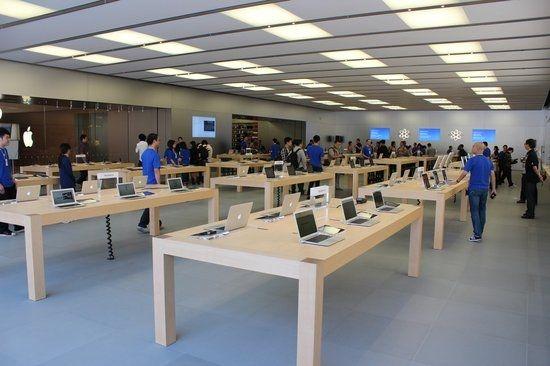 苹果42家中国零售店已重开29家 营业时间缩至8小时