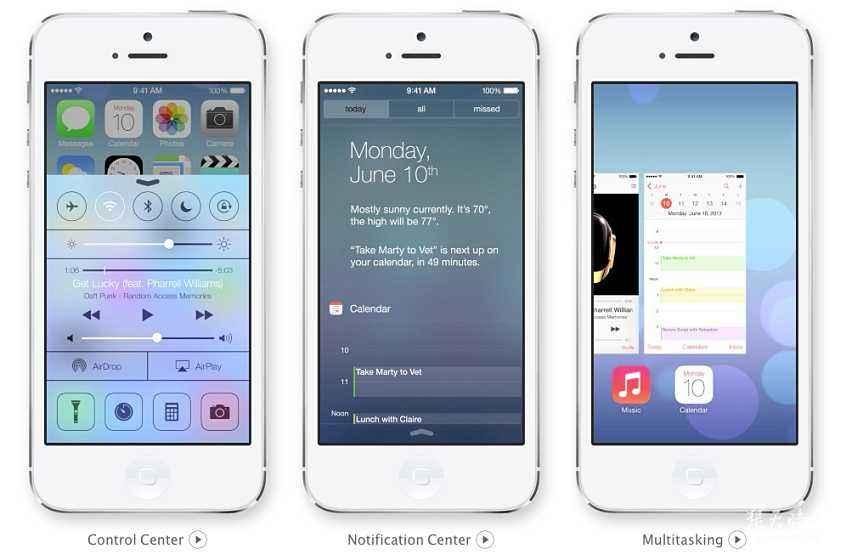 苹果手机系统升级