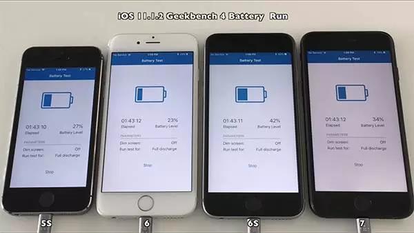 IOS升级后电池续航下降—闪电修手机上门维修